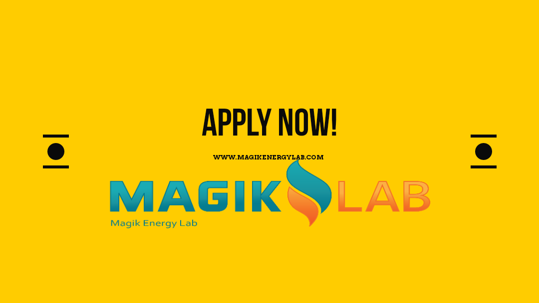 The call for applications to Magik Incubator is now open!